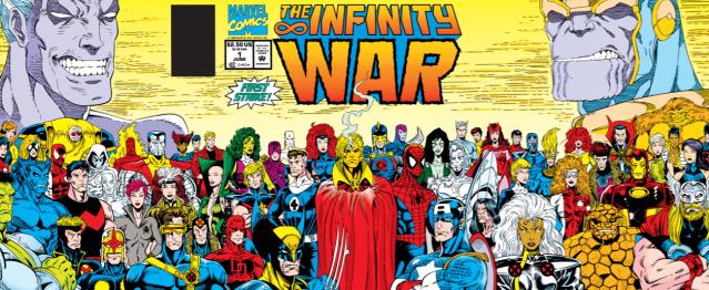 The Infinity War No 1