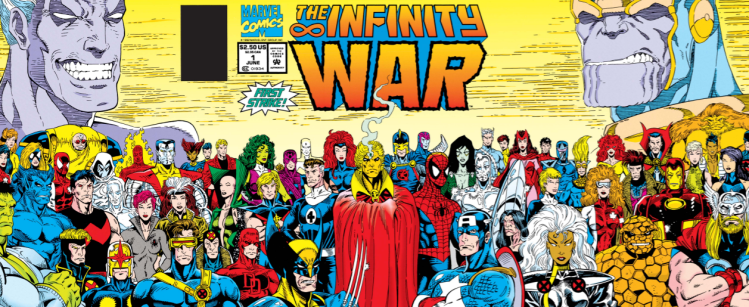 The Infinity War No 1
