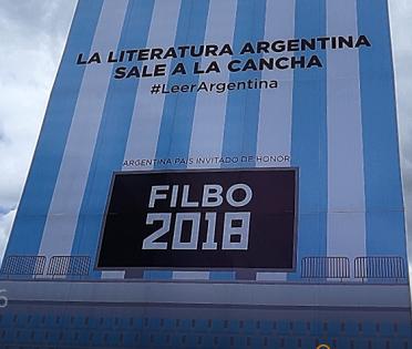 Pabellón Argentina Invitado de Honor
