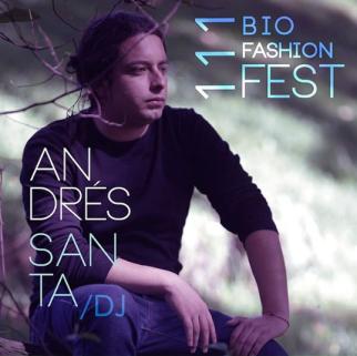 ANDRÉS SANTA / DJ